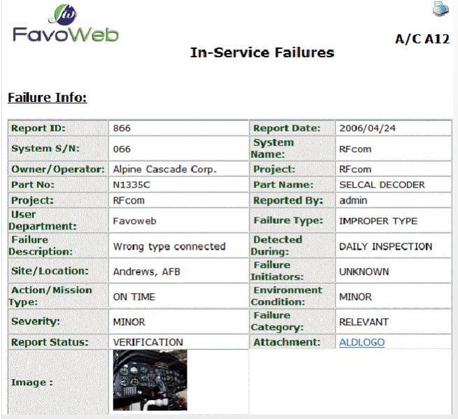 FAVOWEB FRACAS